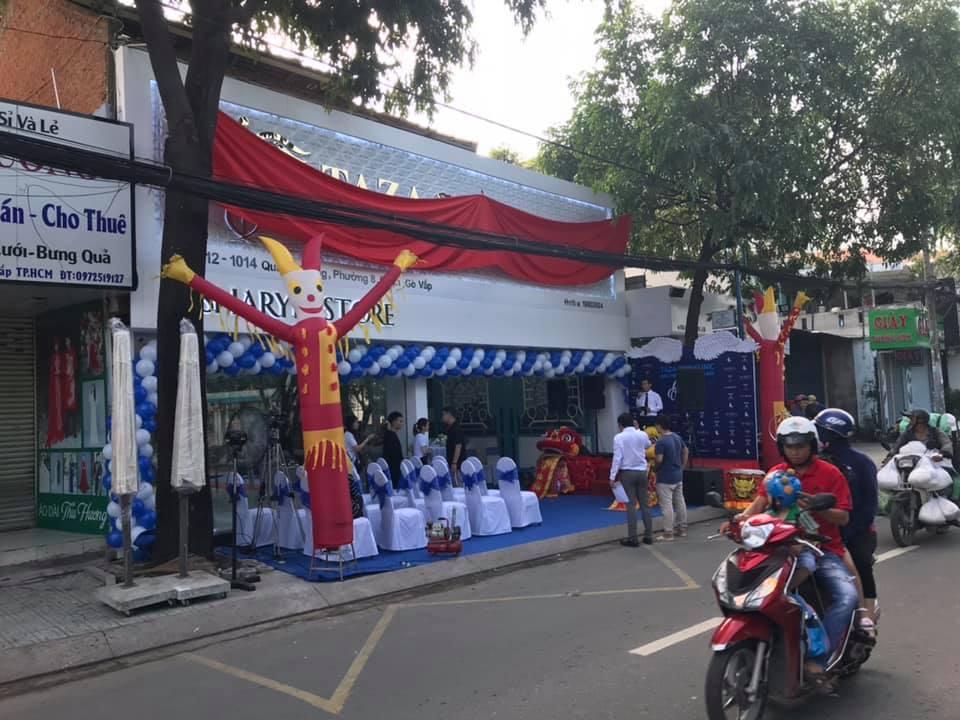 Khai Trương Tại 1012 Quang Trung. Quận Gò Vấp