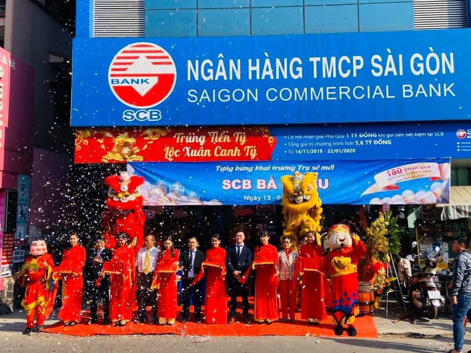 Khai Trương Ngân Hàng SCB Phan Đăng Lưu Quận Phú Nhuận