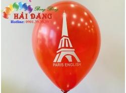 Bong Bóng In Logo Quà Tặng