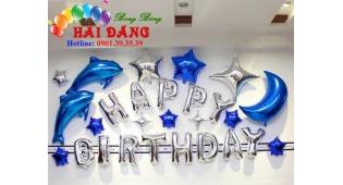 Địa chỉ bán bong bóng trang trí tiệc sinh nhật giá rẻ chất lượng tại Tp Hồ Chí Minh