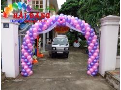 Cổng Bong Bóng Tiệc Cưới 011