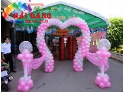 Cổng Bong Bóng Tiệc Cưới 013