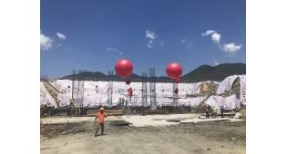 Tổ chức lễ đổ bê tông dự án Nhiệt điện Vân Phong VPCL tại Khánh Hòa
